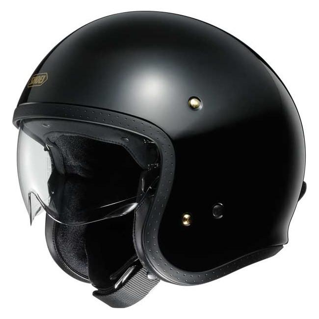 Casque jet Shoei J-O Black