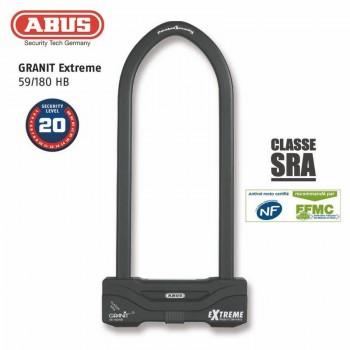 Antitheft U ABUS 59 / 180HB310 SRA / NF