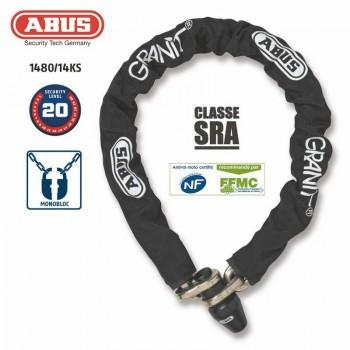 Antivol Chaine ABUS 1480/150 MONOBLOC