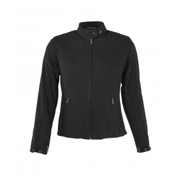Leather jacket Vstreet Emma Textile