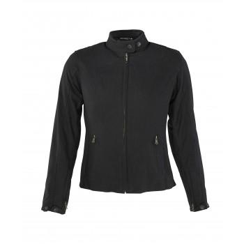 jaqueta de couro Vstreet Emma Têxtil