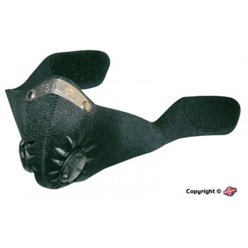 Emissionskontrolle Maske Néoprenne