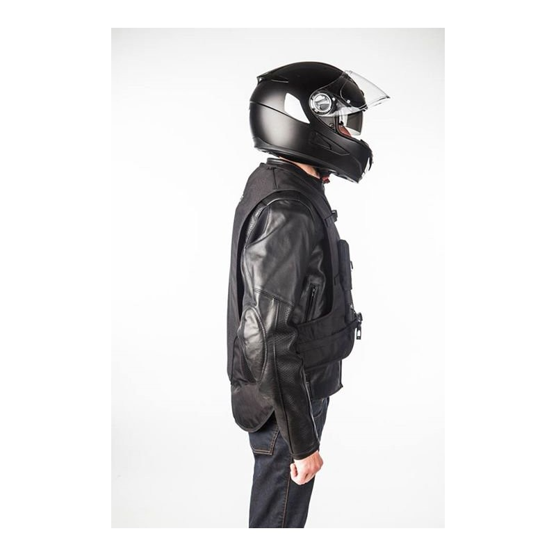 gilet airbag moto helite airnest turtle. Black Bedroom Furniture Sets. Home Design Ideas