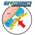 Airbag Weste Helite Airnest Schildkröte