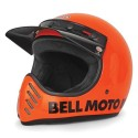 CASQUE BELL MOTO 3 réédition Orange