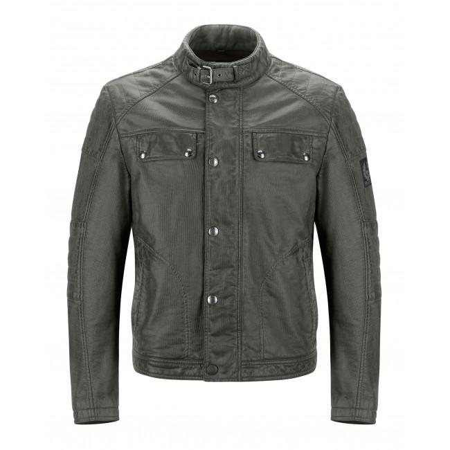 Jacket BELSTAFF GLEN VINE BURNISHED Green