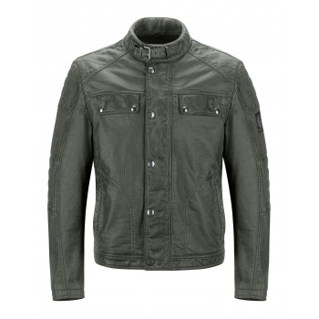 Jacket BELSTAFF GLEN VINE BURNISHED Green