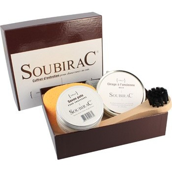 MAINTENANCE SOUBIRAC BOX Shoe Care
