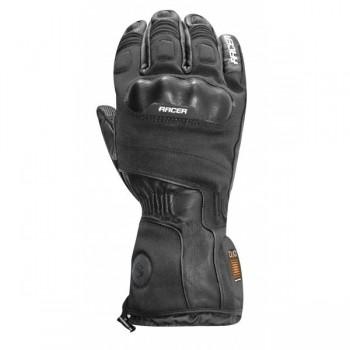 Beheizte Handschuhe Racer Wärme