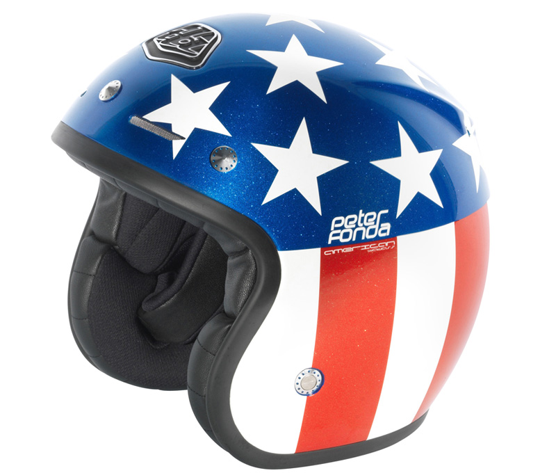 Troy Lee Design Open Face Peter FONDA