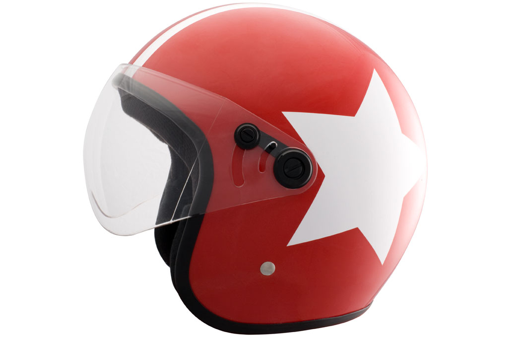 U3 Star Red/White