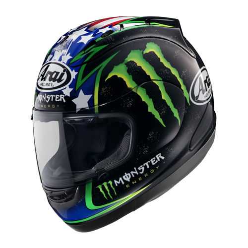 Arai RX-7 GP Hopkins Replica