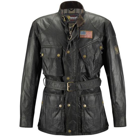 581b5a136d Belstaff | Trialmaster Replica Evolution - Wax Cotton | THREADSPIRATION |  Belstaff jackets, Belstaff, Jackets