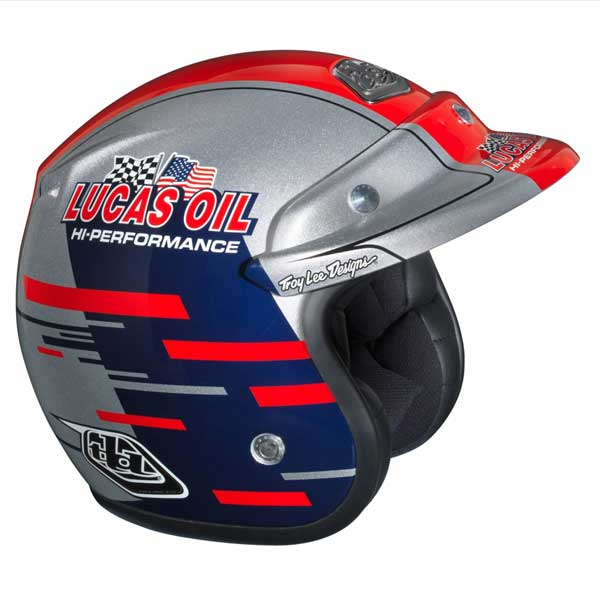 Troy Lee Design Open Face Lucas