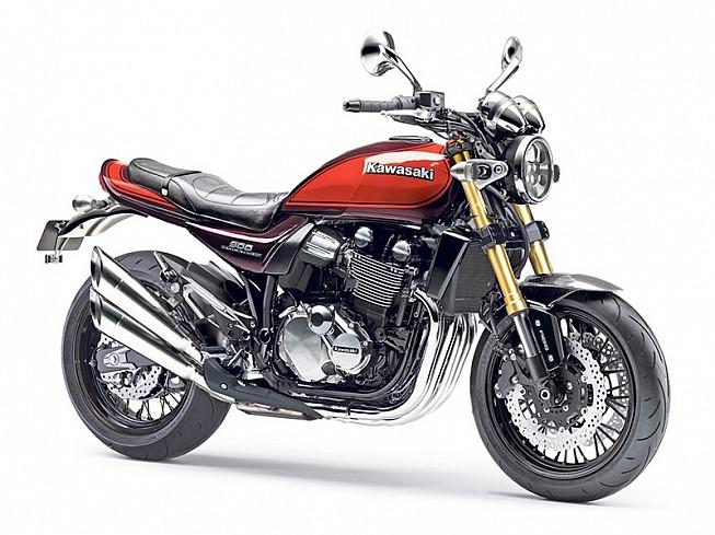 Kawasaki Retro Cc