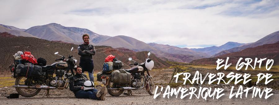 El Grito : 8 Mois en Amérique Latine à moto