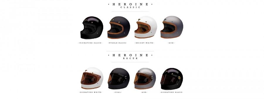 Casque intégral Hedon - L'Heroine