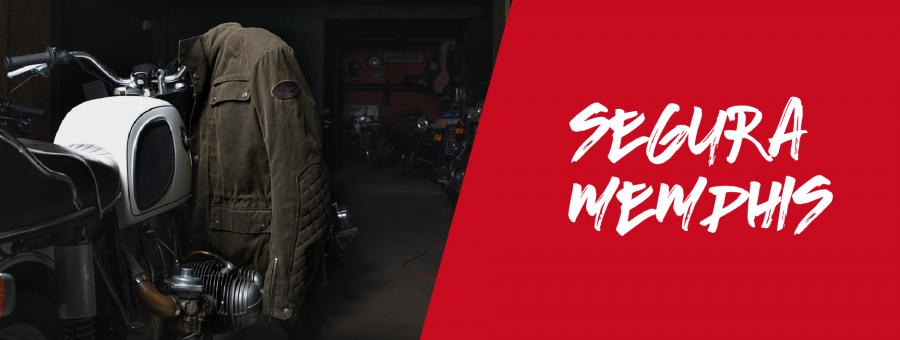 Veste moto Segura Memphis - Vintage Motors