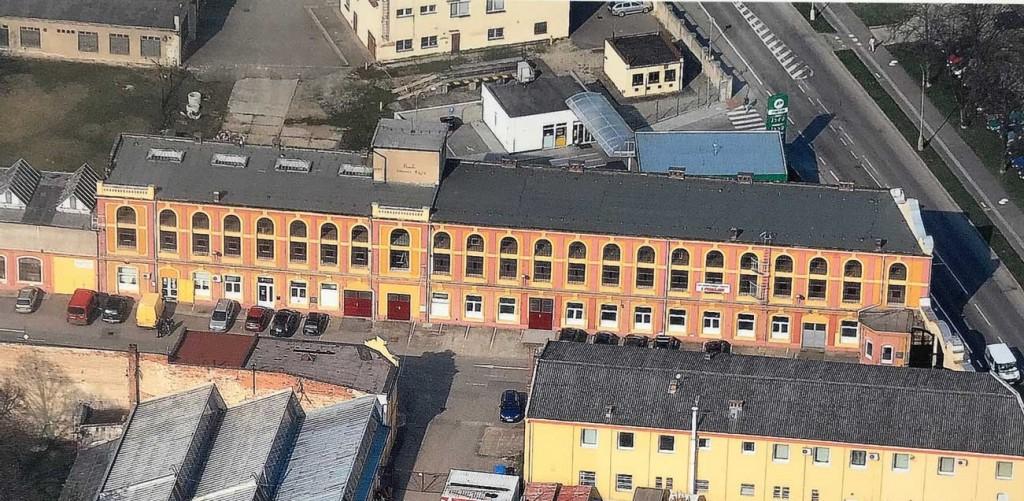 Čezeta usine, Prostějov, République tchèque