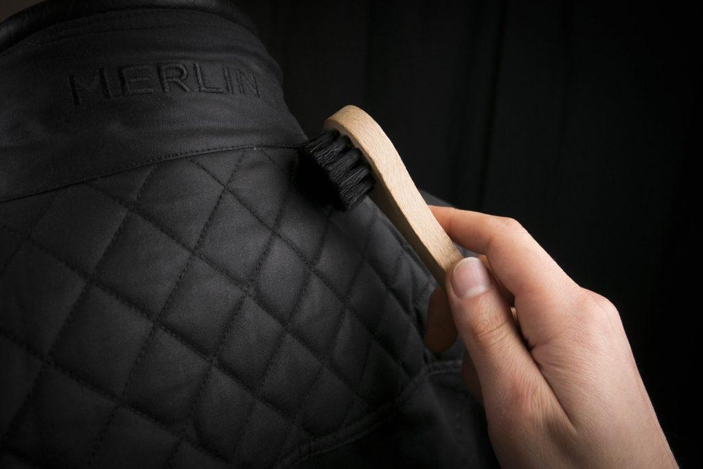 nettoyer blouson coton ciré