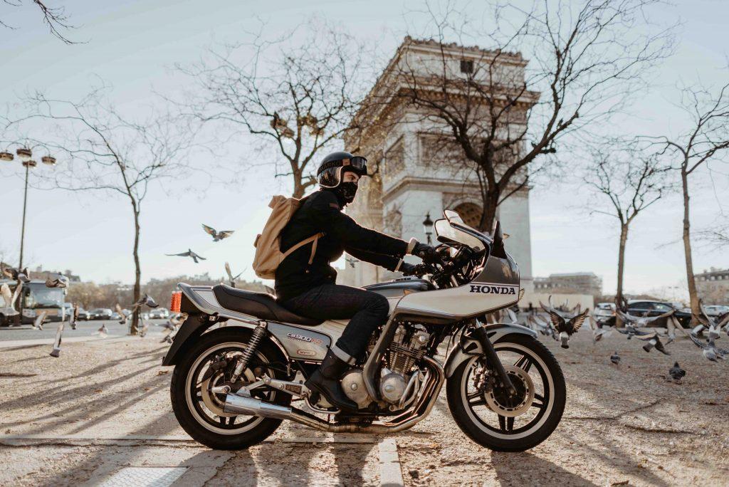 casque moto et hoda cx 500