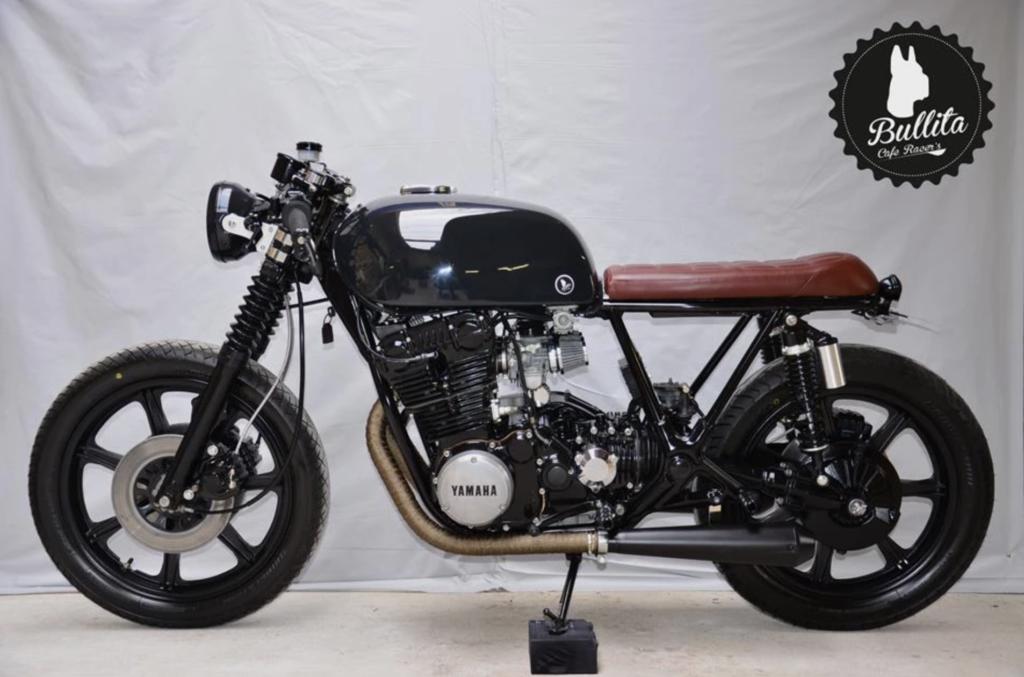 Yamaha 750 XS 1979, la Project #6 par Bullita