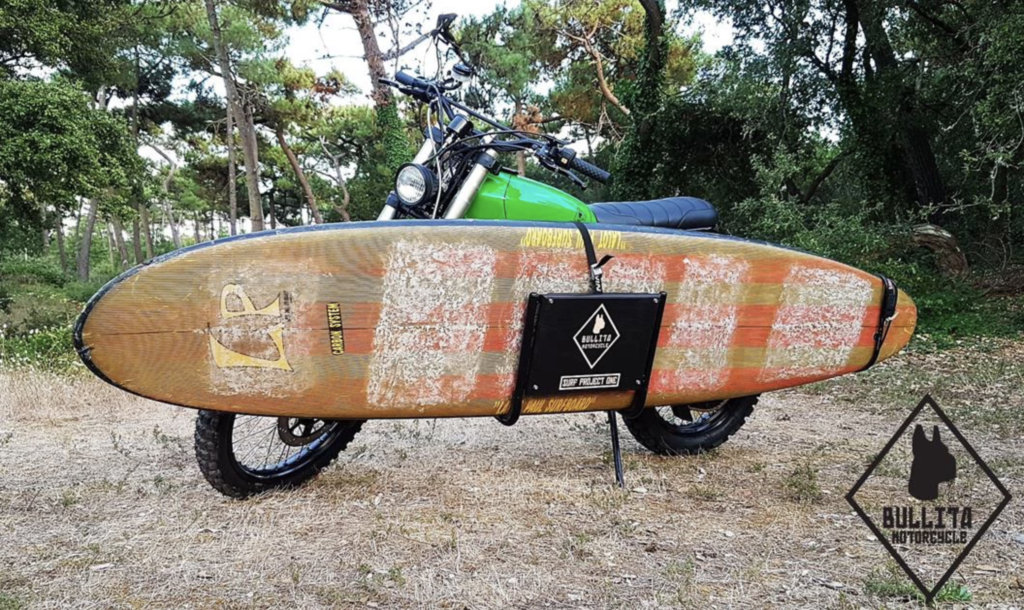 bullita scrambler surf project one