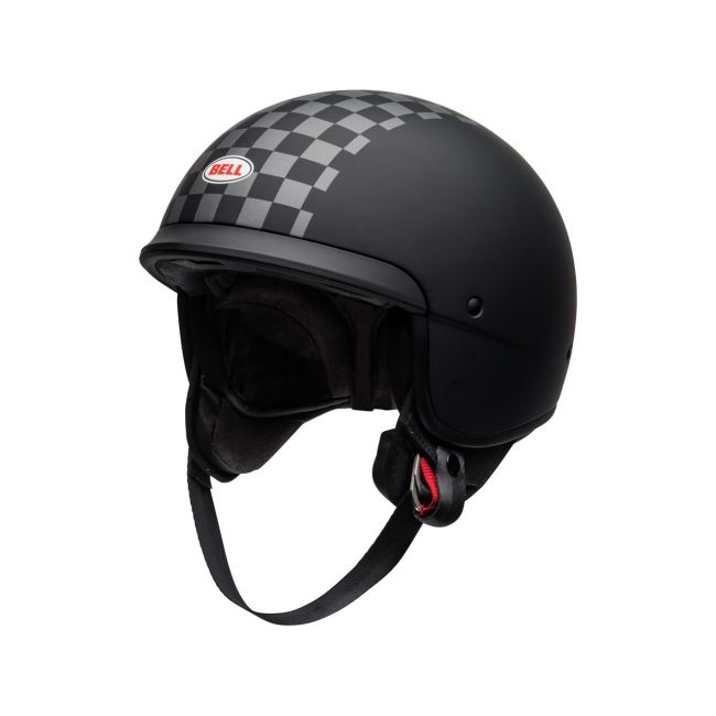 casque-bell-scout-air-matte-black-white