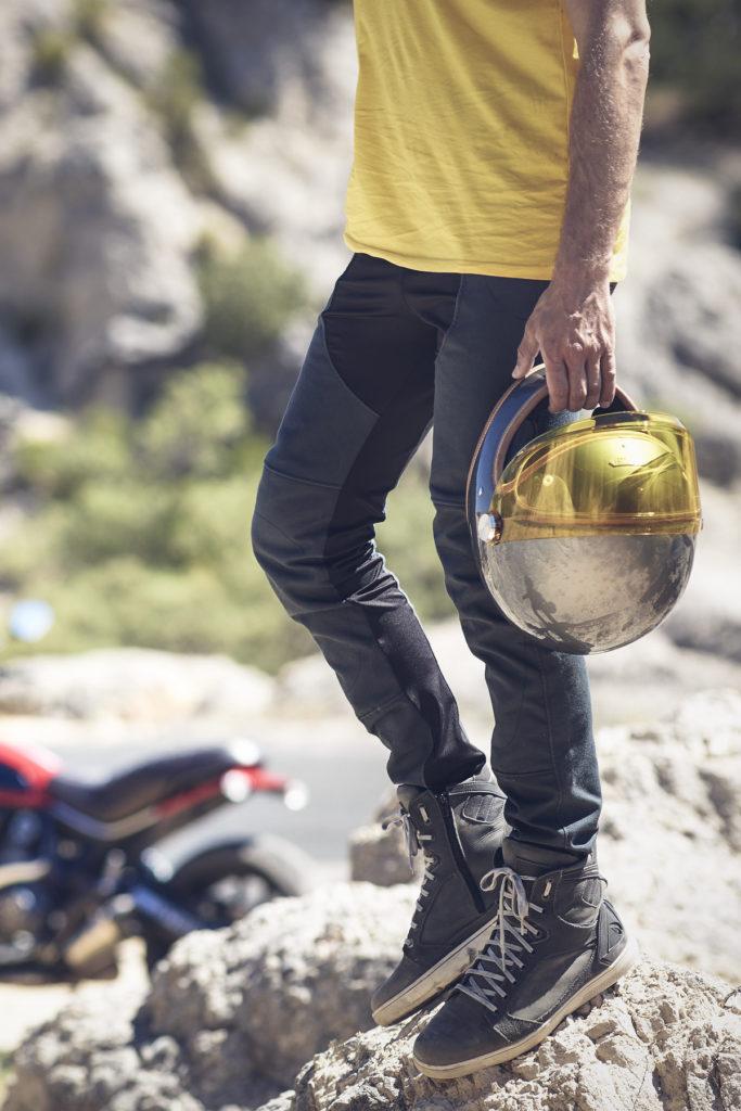 pantalon Bowtex en kevlar